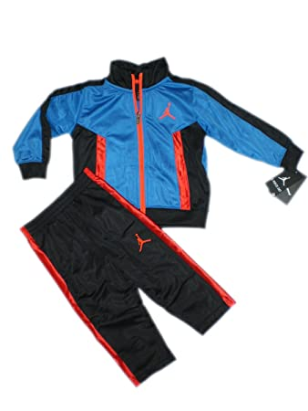 2165203991f0ca Amazon.com  Nike Jordan Jumpman Toddler Jacket Tracksuit Pants ...