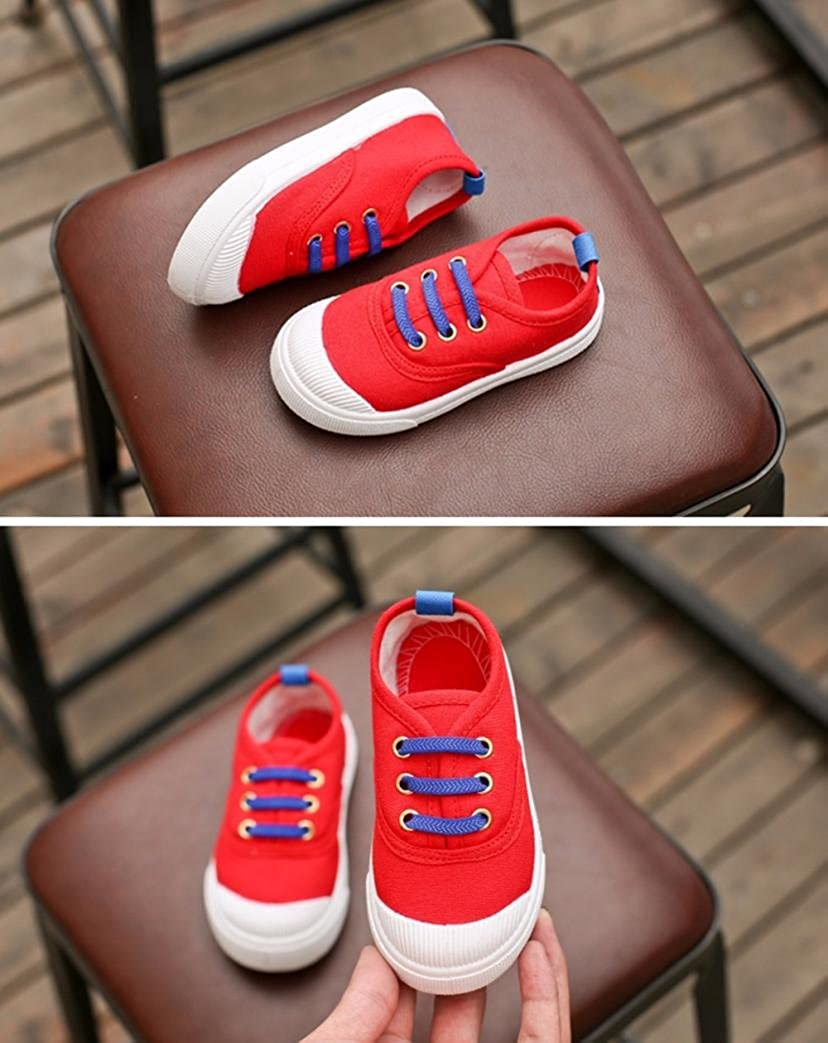 FORESTIME Newborn Infant Canvas Fashion Candy Color Sneakers Child Casual Shoes