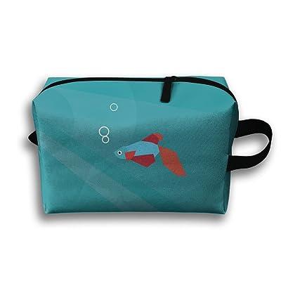 Yiot Fish Travel Toiletry Organizer Bag