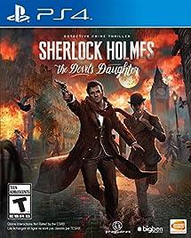 Sherlock Holmes: The Devil's Daughter - PlayStation 4