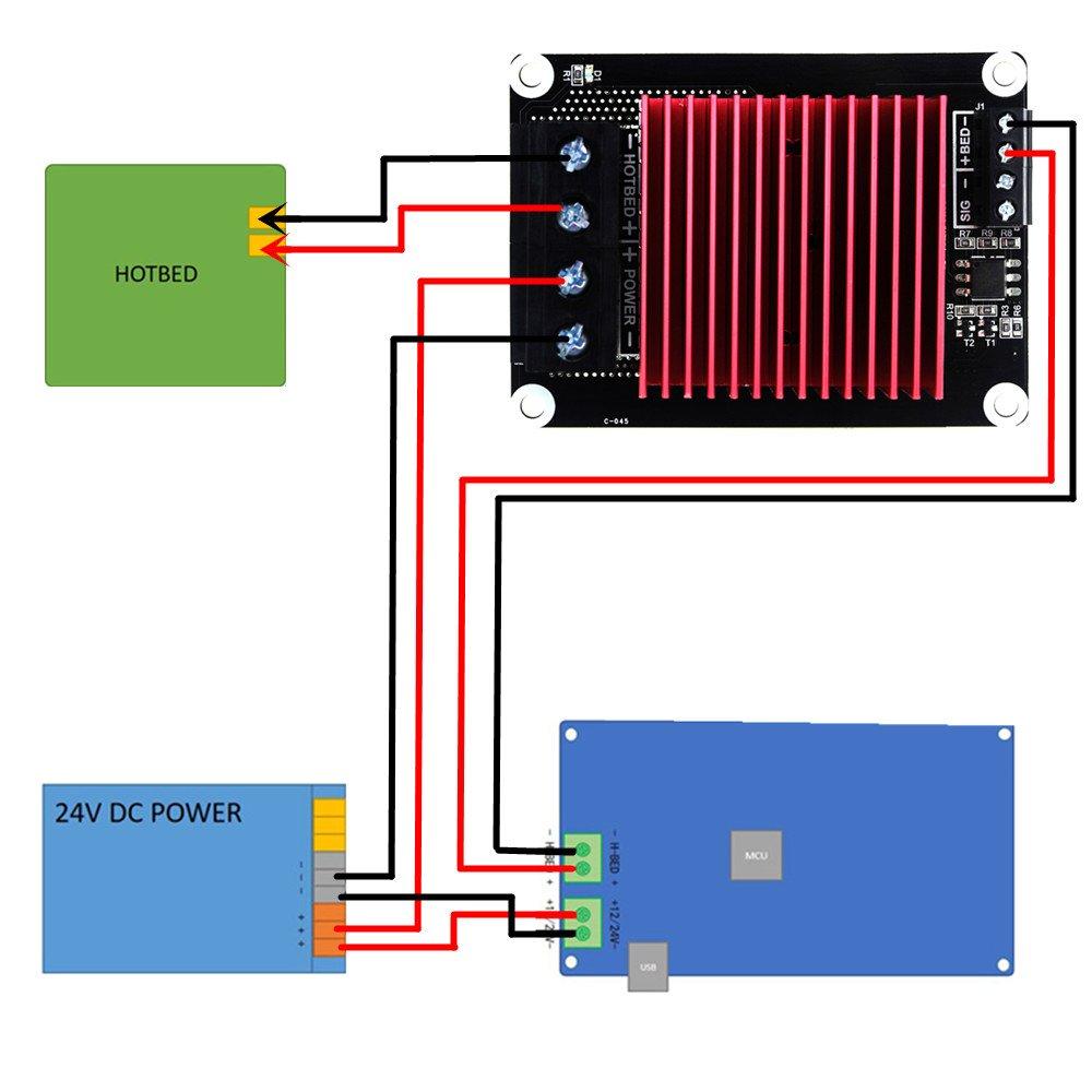 NJPOWER MOSFET - Controlador de Calefacción de Piezas de ...