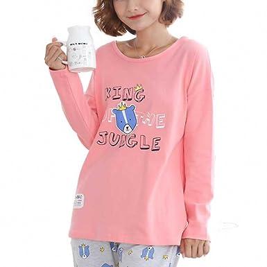 Amazon.com: Pijamas Traje Pijama Pijamas de las mujeres ...