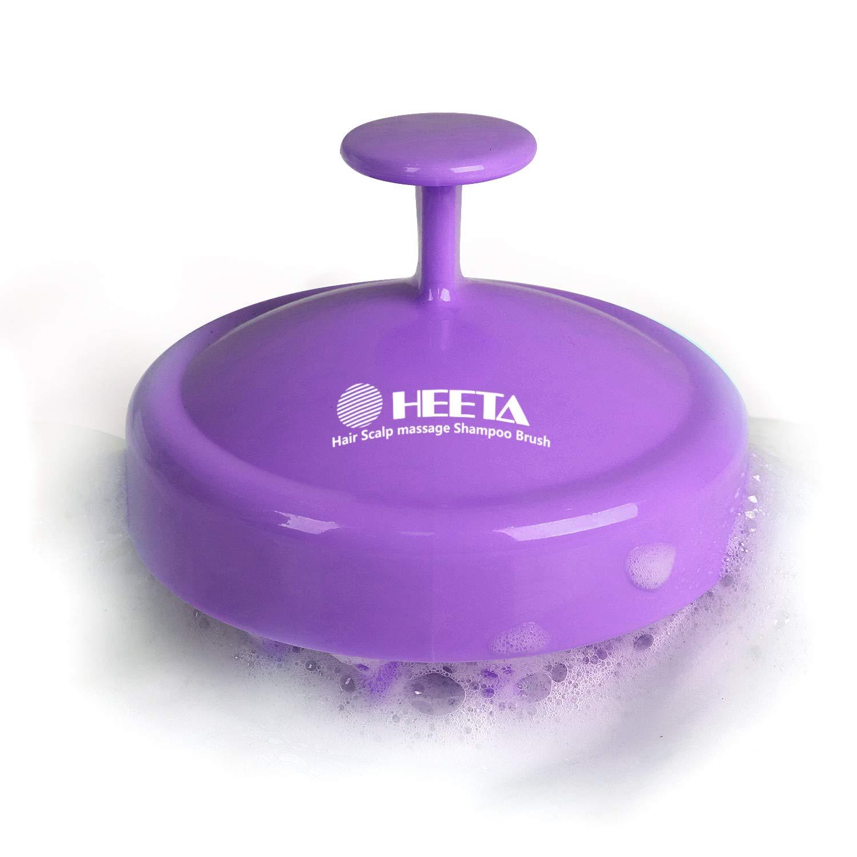 Amazon.com : Heeta Hair Scalp Massager, Updated Wet and