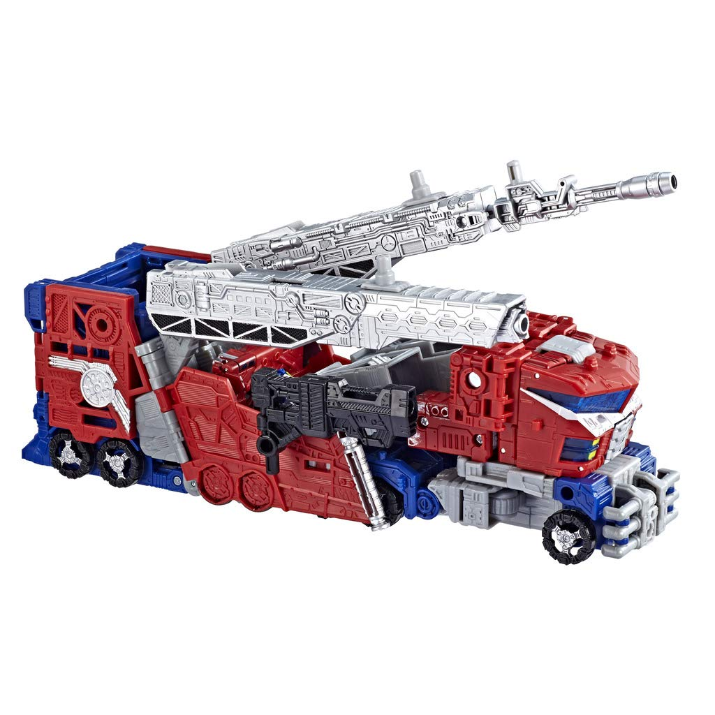 Transformers Generations -/Optimus Prime Galaxy Upgrade Leader Class War for Cybertron: Siege WFC-S40