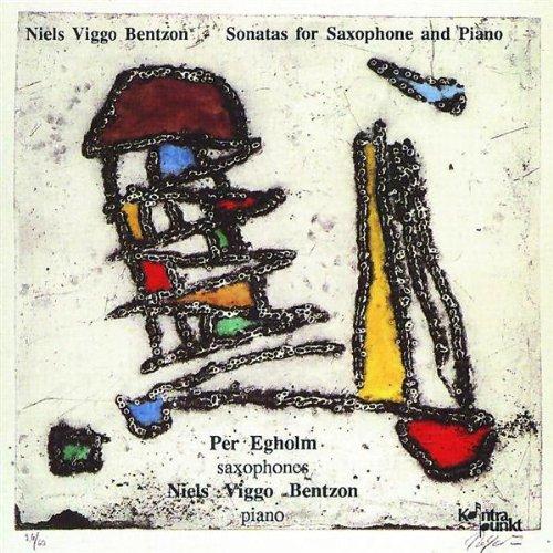 Sonate for soprano saxofon and piano Op. 478