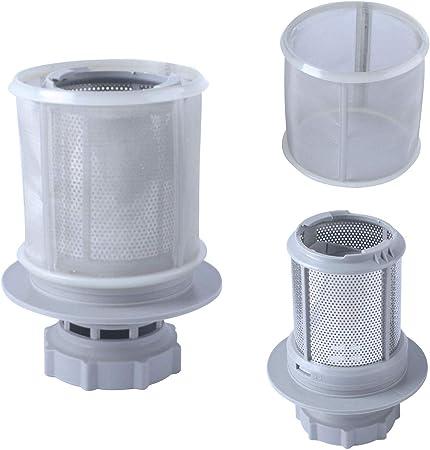 427903 Micro Filtro de Malla para Lavavajillas Bosch Neff Siemens ...