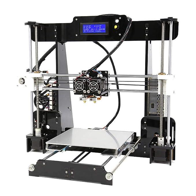 Impresora Anet A8 M Impresora 3D de Alta precisión Reprap I3 DIY ...