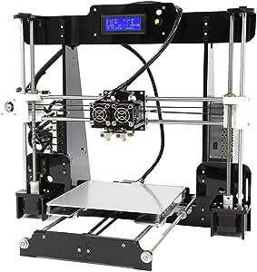 TiandaoMXL A n e t A8 M Impresora 3D de Alta precisión Reprap I3 ...