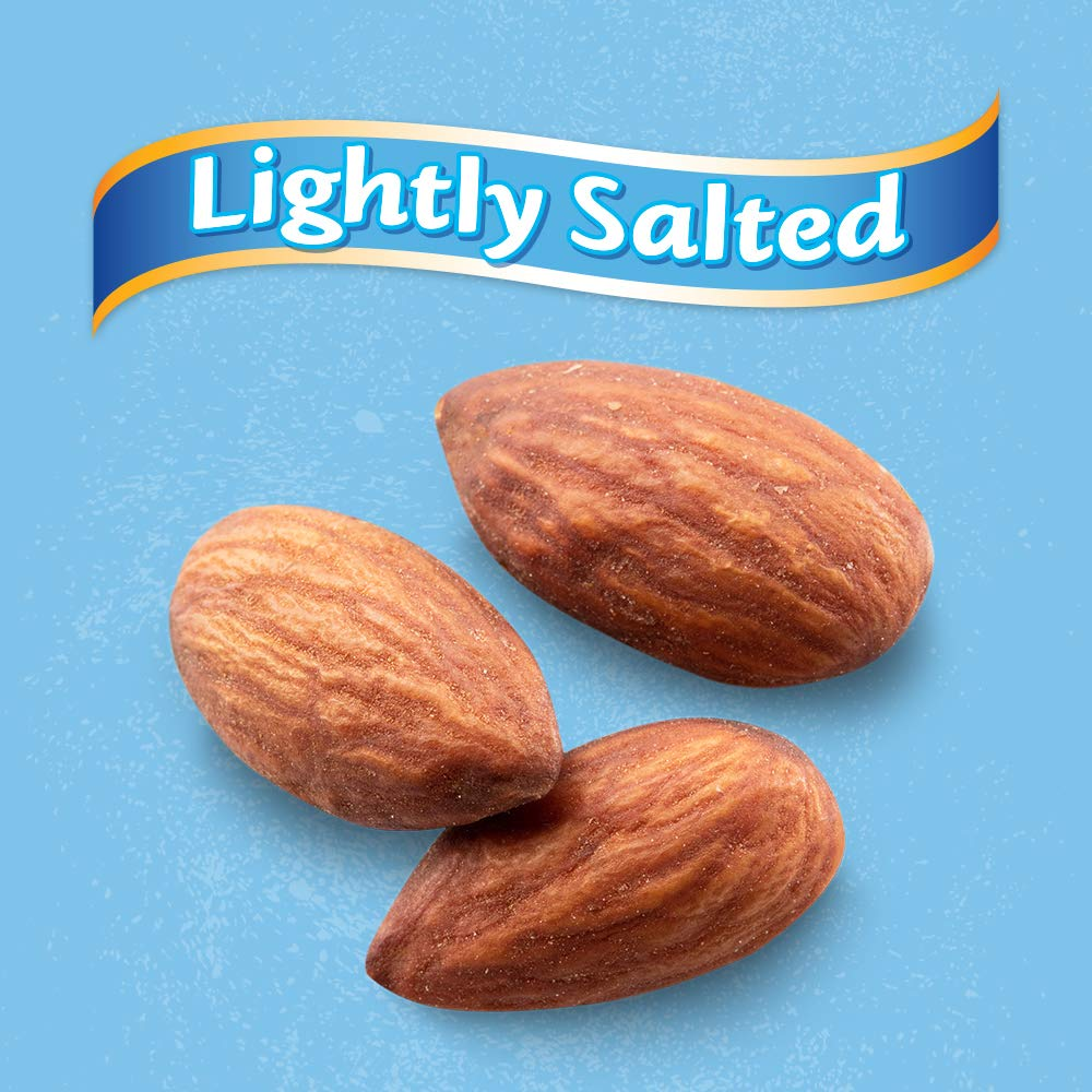 Blue Diamond Almonds On the Go 100 Calorie Packs, Lightly Salted, 12 Count by Blue Diamond Almonds (Image #5)