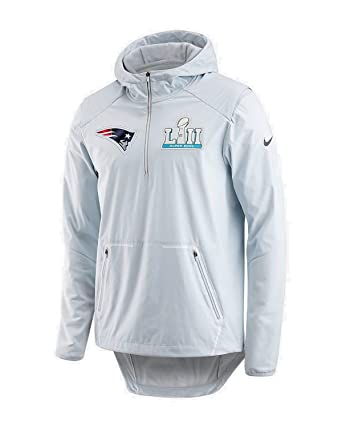 best loved 87e2e 5023b Amazon.com: NIKE Men's England Patriots Super Bowl 52 Alpha ...