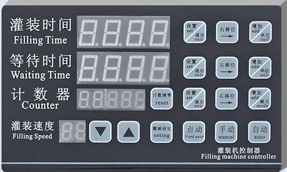 KC-280 Automatic Liquid Filling Machine Intelligent Control Small Beverage Canning Machine by BAOSHISHAN (Image #4)