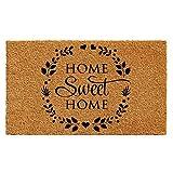 Cheap Home & More 102251729 Sweet Wreath Doormat