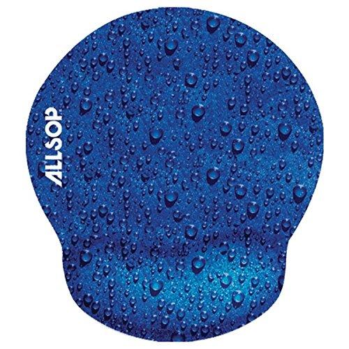(ALLSOP Raindrop Blue Mousepad / 28822 /)