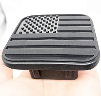 Curt Manufacturing 22277 Rubber Hitch Tube Cover