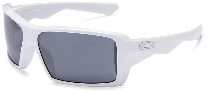 5bbe830f61 Amazon.com  Oakley Men s Eyepatch Iridium Sunglasses