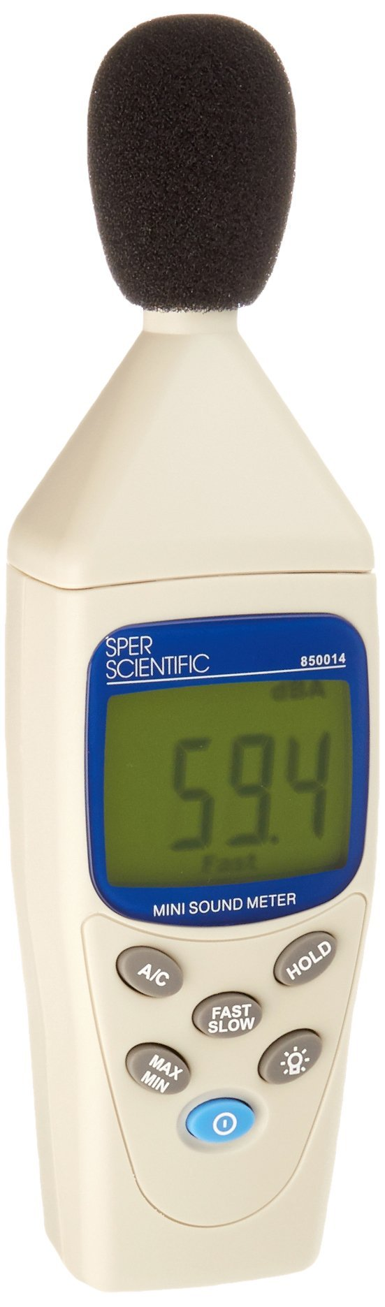 Sper Scientific 850014 Sound Meter by Sper Scientific