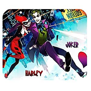 Comics Series Joker Rectangle Mouse Pads, Customized Mouse Pads, Office Mouse Pad