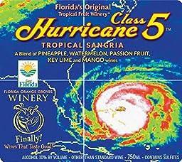 Hurricane Class 5 White Sangria