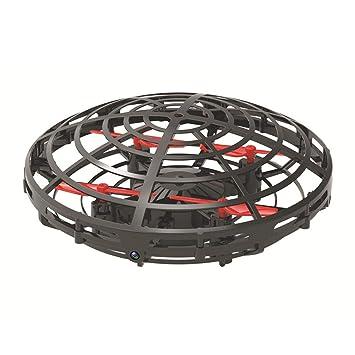 HONYAO Mini Drone Juguete para niños, RC UFO Helicóptero con Luces ...