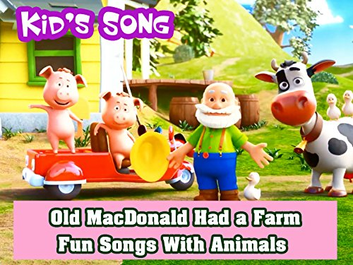 Clip: Old MacDonald Had a Farm - Fun Songs with Animals -