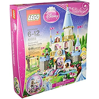LEGO Disney Princess Cinderella's Romantic Castle 41055