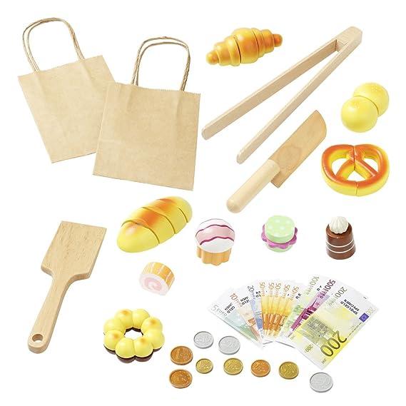 Howa Tienda de Juguete Pequeño Panadero 4752: Amazon.es: Juguetes y juegos