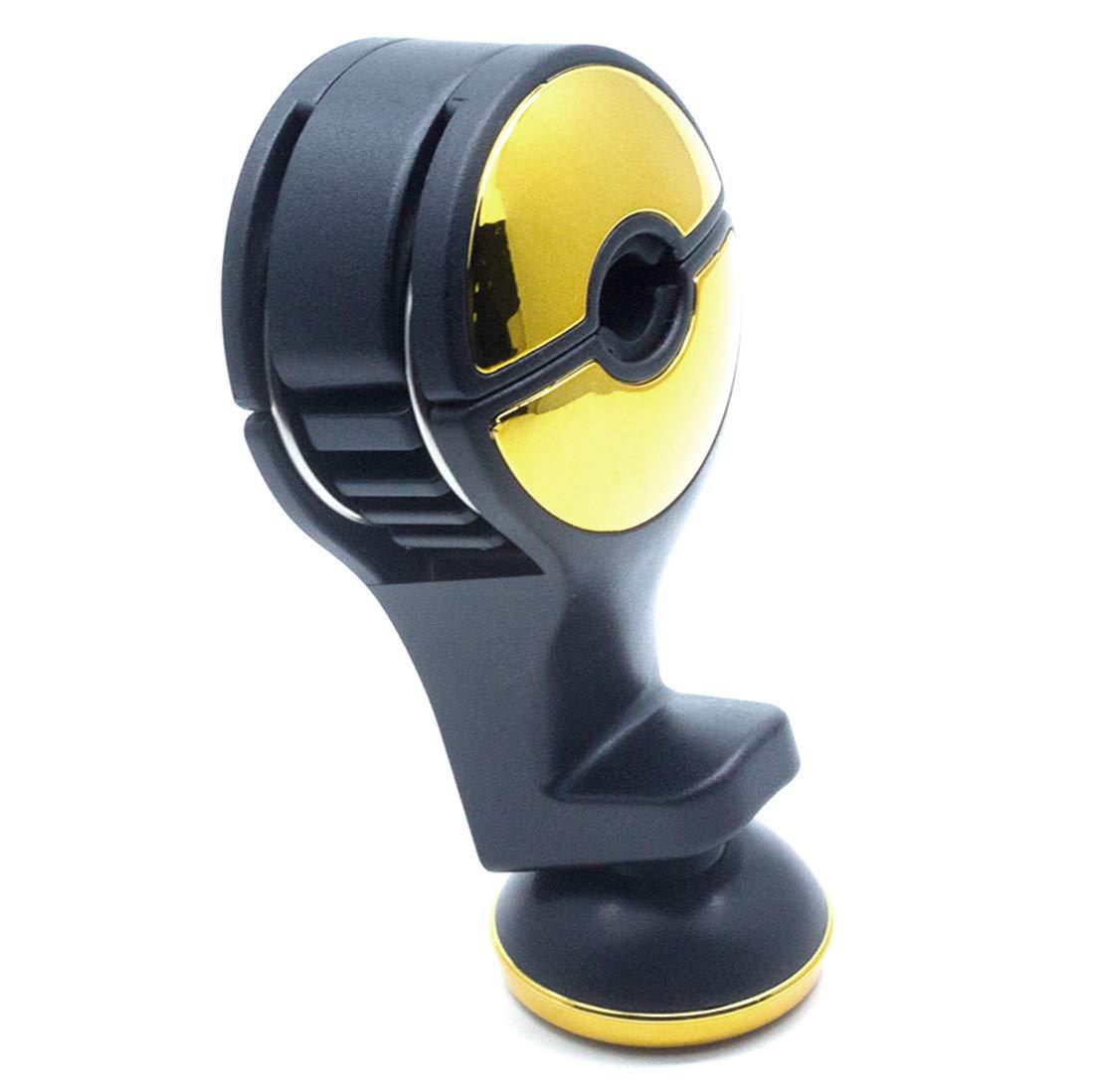 Universal Phone Holder Car Backseat Hanger Hook Organizer Compatible with All Smartphones GPS AUTUT 2PCS Car Hook Mobile Phone Holder,Magnetic Headrest Mount Silver