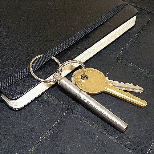 True Utility TelePen Telescoping Key Ring Pen (3 Refills)