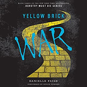Yellow Brick War Audiobook