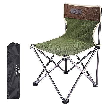 Sillas De Camping para Adultos, Silla De Playa, Sillas Plegables ...