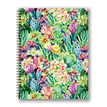 Cactus Garden 2019 17-Month Extra-Large Planner
