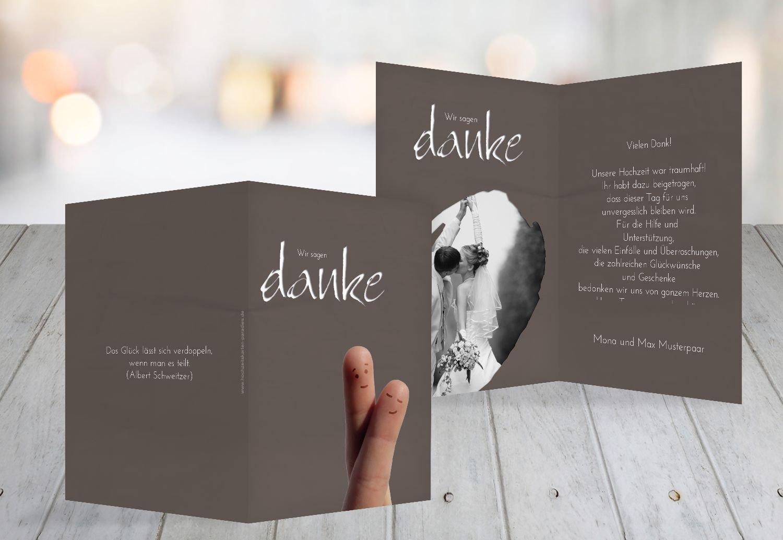 Kartenparadies Danksagung für Hochzeitsgeschenke Hochzeit Hochzeit Hochzeit Dankeskarte Fingerpaar, hochwertige Danksagungskarte Hochzeitsglückwünsche inklusive Umschläge   10 Karten - (Format  105x148 mm) Farbe  PastellHellRot B01MZC718L | Hohe Qualitä 025ab7