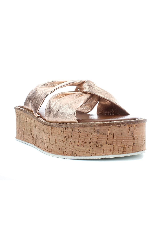 Inuovo Sandalen Women 8006 Rose Gold, Schuhgröße:36