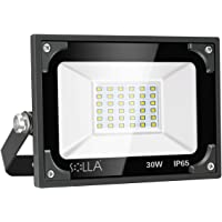 Luces de Seguridad 30W, Foco LED Súper Brillante