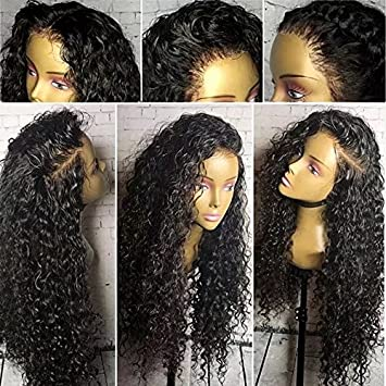 Cassie Hair 360 Lace Frontal Human Hair Curly