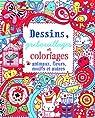 Dessins, gribouillages et coloriages - Animaux, fleurs, motifs et autres par Bowman
