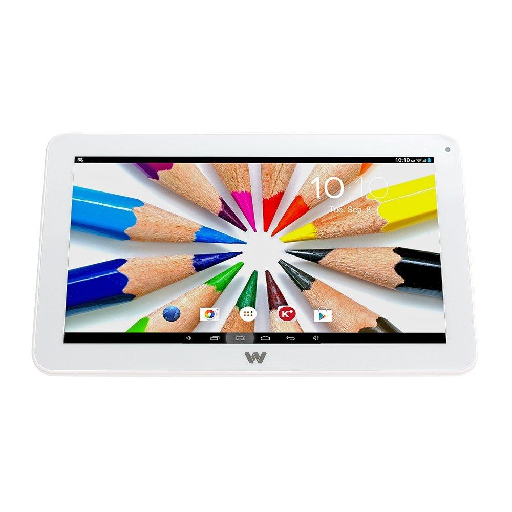 'Woxter i-101White–Tablette de 10.1(1Go de rAM, 8Go de disque dur, Android 5.1) Blanc