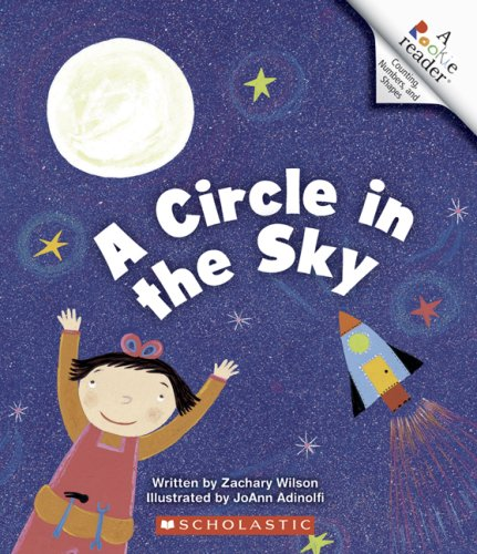 Download A Circle in the Sky (Rookie Readers) pdf epub