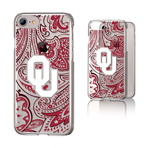 Oklahoma Sooners Clear Case for the iPhone 6 / 6S / 7 / 8 NCAA