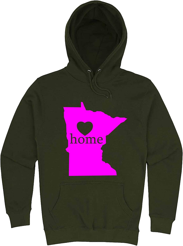 mintytees keepin' It Fresh Minnesota Home State Pride Hoodie