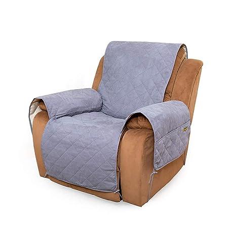 Amazon.com: FURRY BUDDY Funda de sofá para mascotas ...