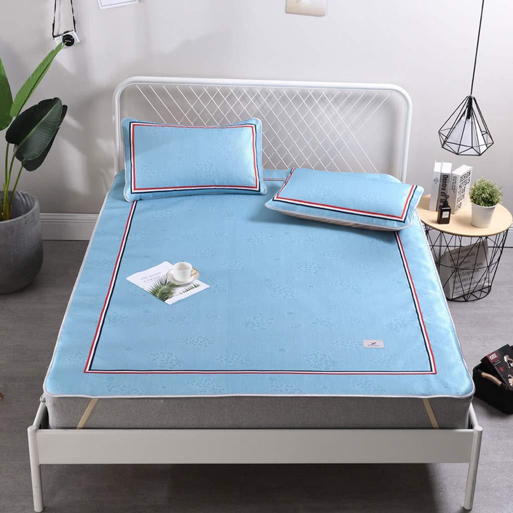 Cool materassi Stuoia Estiva rinfrescante, Stendibiancheria Pieghevole Stuoia Singola climatizzata (Dimensioni : 1.35m(4.5 Feet) Bed) Prezzi offerte