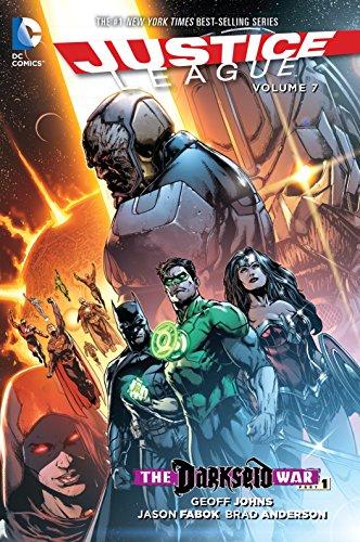Justice League Vol. 7: Darkseid War Part 1