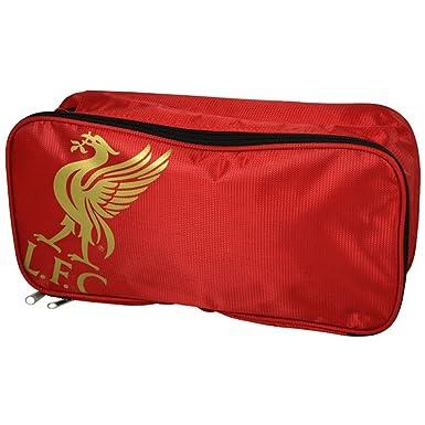 Liverpool FC - Mochila / Bolsa oficial para botas de Fútbol ...