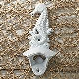 Seahorse Wall Mount Bottle Opener