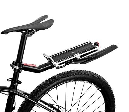 Amazon.com: ROCK BROS - Soporte para asiento de bicicleta ...