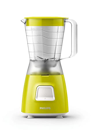 Philips Daily Collection HR2051/31 - Licuadora (1,25 L, Batidora de vaso, Cal, Acero inoxidable, De plástico, 350 W): Amazon.es: Hogar
