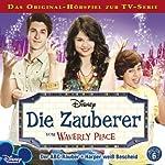 Der ABC-Räuber / Harper weiß Bescheid (Die Zauberer vom Waverly Place 6) | Gabriele Bingenheimer,Marian Szymczyk