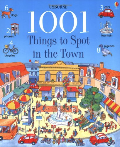 1001 Things to Spot in the Town ebook