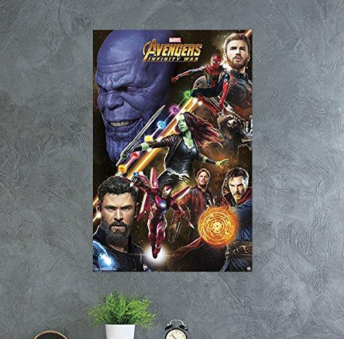 avengers infinity war challenge